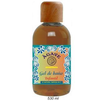 Gel de Baño Infantil Ágave - 530 ml.