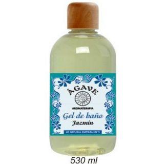 Gel de Baño de Jazmín Ágave - 530 ml.