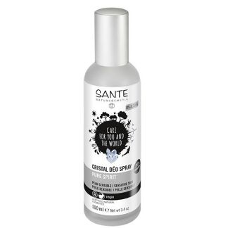 Desodorante Spray Mineral Pure Spirit Sante - 100 ml.