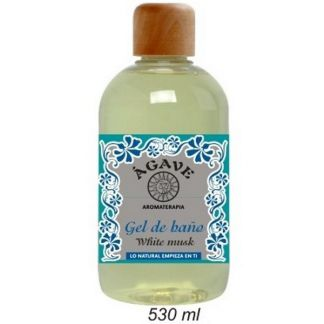 Gel de Baño de White Musk Ágave - 530 ml.