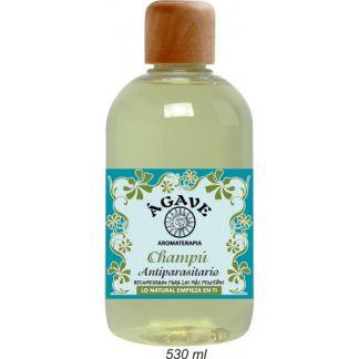 Champú Antiparasitario Ágave - 530 ml.