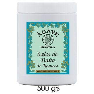 Sales de Baño Romero Ágave - 500 gramos