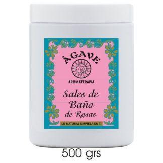 Sales de Baño Rosas Ágave - 500 gramos