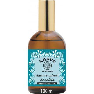 Agua de Colonia de Salvia Ágave - vaporizador 100 ml.