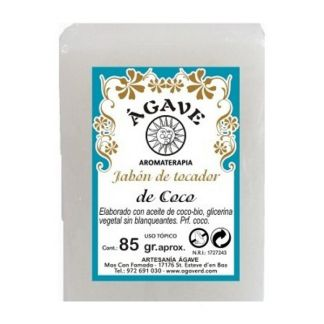 Jabón de Tocador de Coco Ágave - 85 gramos