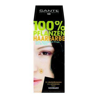 Colorante Vegetal Negro Sante - 100 gramos