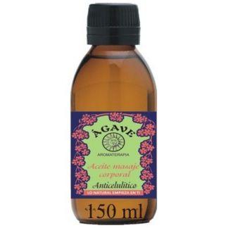 Aceite Anticelulítico Ágave - 150 ml.