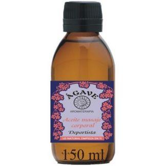 Aceite para Deportistas Ágave - 150 ml.