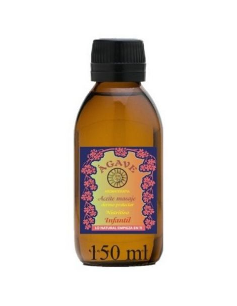 Aceite Infantil Ágave - 150 ml.