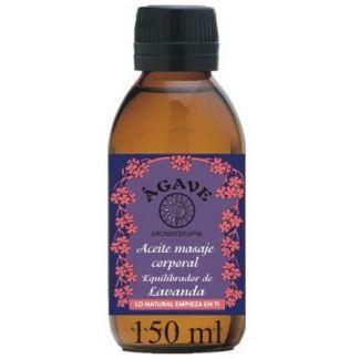 Aceite de Lavanda Ágave - 150 ml.