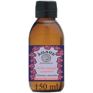 Aceite Piernas Cansadas Ágave - 150 ml.