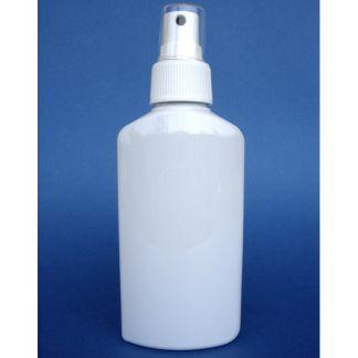 Frasco de PET Blanco Pulverizador - 125 ml.