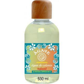 Agua de Colonia Infantil Ágave - 530 ml.