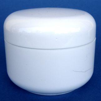 Tarro de Plástico Blanco - 100 ml.