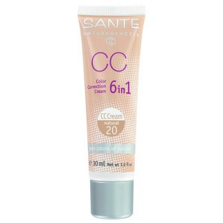 Maquillaje CC Corrector del Color Natural 20 Sante - 30 ml.
