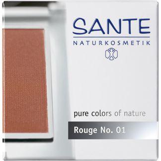 Colorete Silky Terra 01 Sante - 6.5 gramos