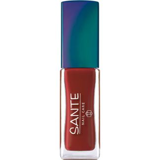 Esmalte de Uñas Warm Red 16 Sante - 7 ml.