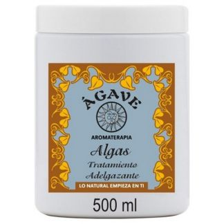 Algas Adelgazantes para Envoltura Ágave - 500 ml.