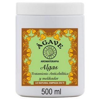 Algas Anticelulíticas para Envoltura Ágave - 500 ml.