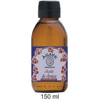 Aceite de Árnica Ágave - 150 ml.