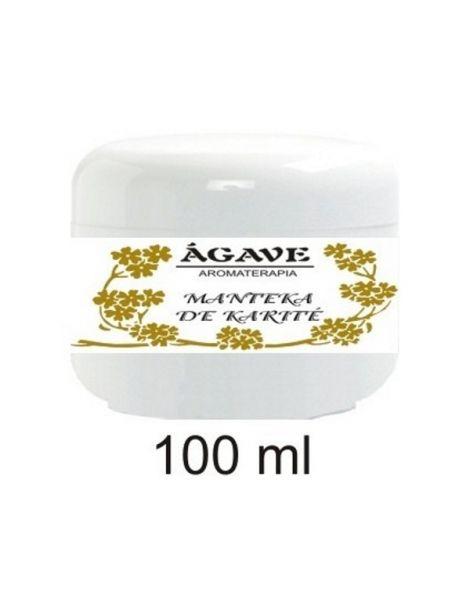 Manteca de Karité Ágave - 100 ml.