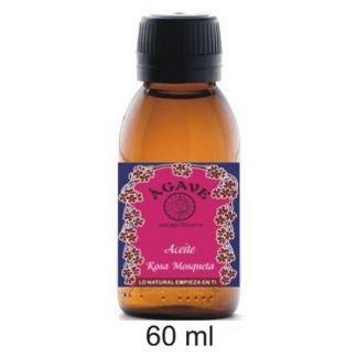Aceite de Rosa Mosqueta Ágave - 60 ml.