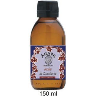 Aceite de Zanahoria Ágave - 150 ml.