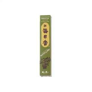 Incienso Té verde (Morning Star Clásico) - caja 50 barritas