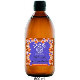 Hidrolato de Lavanda Bio Ágave - 500 ml.