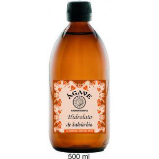 Hidrolato de Salvia Bio Ágave - 500 ml.