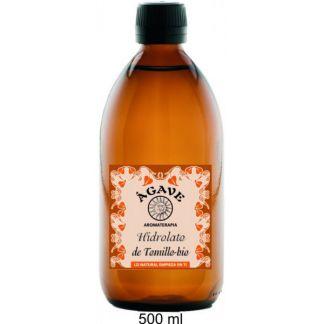 Hidrolato de Tomillo Bio Ágave - 500 ml.