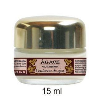 Crema Contorno de Ojos Ágave - 15 ml.