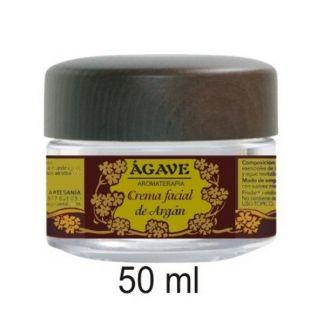 Crema Facial de Argán Ágave - 50 ml.