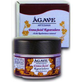 Crema Facial Reparadora Hialurónico Ágave - 50 ml.