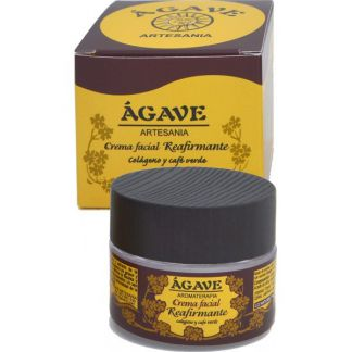 Crema Facial Reafirmante Ágave - 50 ml.