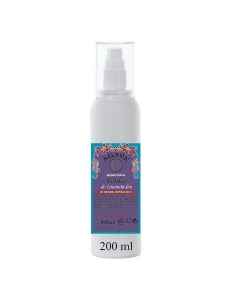 Tónico Facial de Lavanda Ágave - 200 ml.