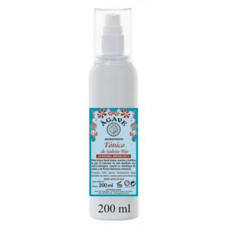 Tónico Facial de Salvia Ágave - 200 ml.