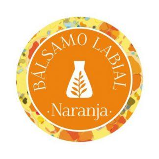 Bálsamo Labial de Naranja Naturavia - 5 ml.