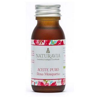 Aceite Puro de Rosa Mosqueta Bio Naturavia - 60 ml.