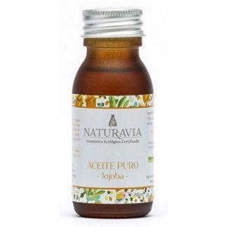 Aceite Puro de Jojoba Bio Naturavia - 60 ml.