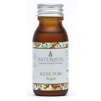 Aceite Puro de Argán Bio Naturavia - 60 ml.
