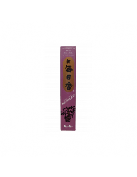 Incienso Higo (Morning Star Clásico) - caja 50 barritas