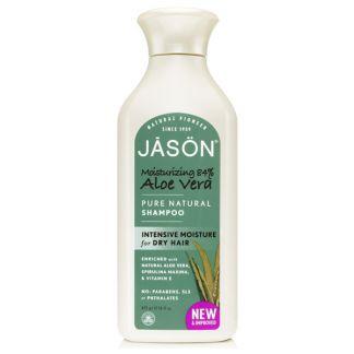 Champú de Aloe Vera 84% Jásön - 473 ml.