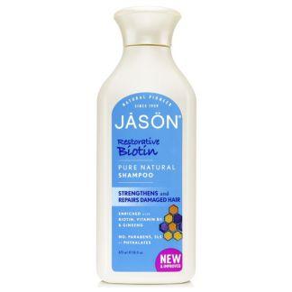Champú de Biotina Jásön - 473 ml.