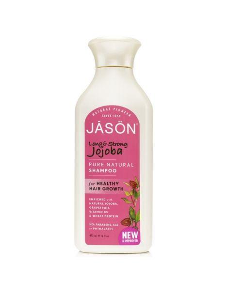 Champú de Jojoba Jásön - 473 ml.