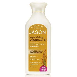 Champú de Vitamina E Jásön - 473 ml.