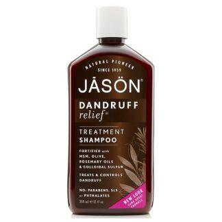 Champú Dandruff Relief (Anticaspa) Jásön - 355 ml.