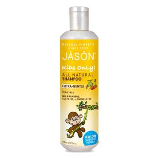 Champú Kids Only Jásön - 517 ml.