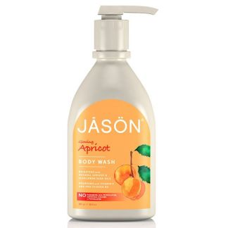 Gel de Ducha de Albaricoque Luminosidad Jásön - 887 ml.