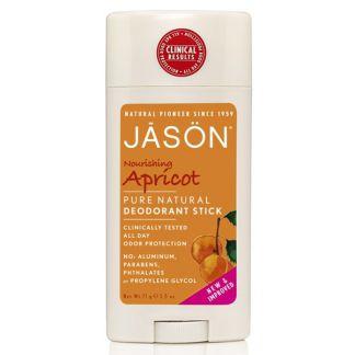 Desodorante Stick de Albaricoque Jásön - 71 gramos